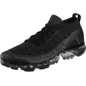 2018 2.0 Homens tênis para as sapatilhas das mulheres dos homens brancos formadores preto Sports executando 2 sapatos de caminhada 942842