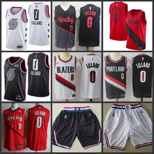 PortlandTrailBlazersMen C.J. McCollum Rip City RetroNBA Damian Lillard Basketball Jerseys
