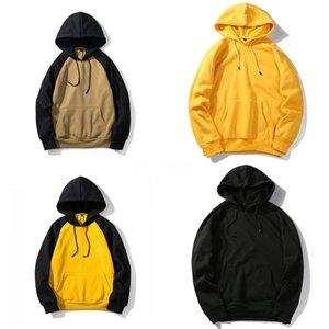 Frete grátis New Fashion Moletons Mulheres com capuz Mens Jacket Estudantes Casual velo Tops roupa Unisex Hoodies T-shirts Brasão C11 # 341