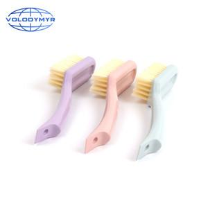Car Wash cepillo suave con mango de PP Duster Detailer Limpiador de detalle auto Detalle Carwash Clean