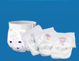 50 piece pack baby walkers super large diapers people L42 breathable dry baby diapers and diaper pants non Lara