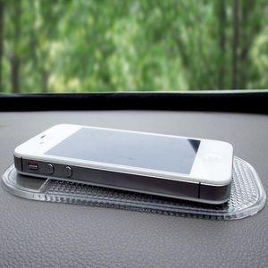 -Slip del cojín del teléfono móvil del coche estera no del Automóvil de araña Mat anti -Skid Pad Araña antideslizante lavable del cojín -Polluting Ems no