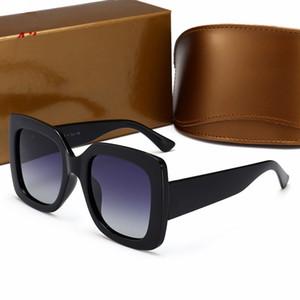Модные женские поляризованные солнцезащитные очки Дизайнерские солнцезащитные очки для женщин Классические высококачественные женские солнцезащитные очки UV400 prodction W01 с коробкой