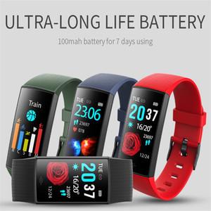 Nuovi braccialetti sportivi CY11 Fitness Tracker Smartwatch con cardiofrequenzimetro impermeabile PK 115 PLUS 116 Plus Fitbit in scatola