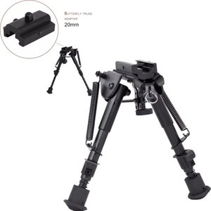 Hunting Tripod Bipod Shooting Rifle Rest Camera Accessories With Mount