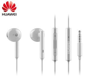 Auriculares Huawei AM116 Auriculares intrauditivos de 3,5 mm Auriculares Huawei con micrófono para iPhone PC Samsung Huawei P10 P9 mate9 Teléfonos Android