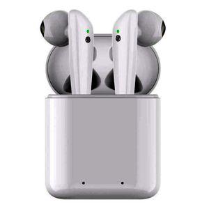 2019 Novo Wireless Earphones Mini Bluetooth Headphones com carregador de caixas de exibição shiping TWS sem fio Headsets gratuito
