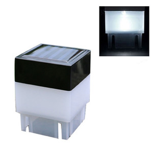 Outdoor Solar-Pfosten-Kappen-Licht Solar Säule Licht 50mm Wasserdichte Outdoor-Pfosten-Kappen-Licht CRESTECH