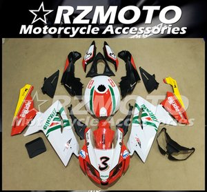 Injection mold New ABS motorcycle Full Fairings Fit For Aprilia RS125 125 2006 2007 08 09 10 2011 RS4 Free custom Red Yellow White