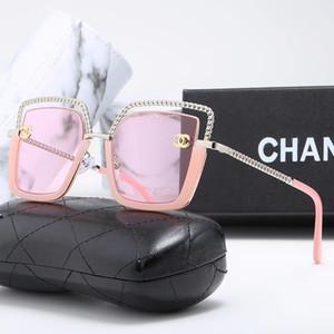 Medusa rand Sonnenbrille-Qualität Sonnenbrille-Mann-Glas-Frauen Sonnenbrille UV400 Objektiv Unisex