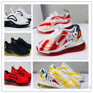 الهواء Huarache أحذية الجري الترا بيج بويز الاطفال والفتيات أسود أبيض الهواء Huaraches Huraches الرياضة حذاء رياضة مدرب رياضي أحذية