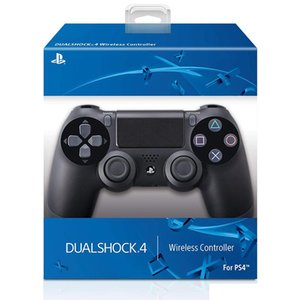 2020 Hot Sell SHOCK 4 Wireless Controller TOP Qualität Gamepad für PS4 Joystick mit Kleinpaket-Game-Controller frei Federal Express Versand