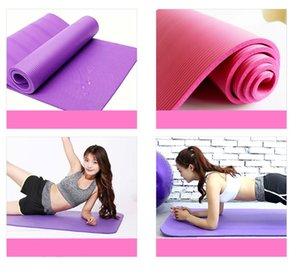 Yoga Fitness intérieur formation tapis de yoga épais tapis pad pliable antidérapant fournit Pilates tapis de jeu antidérapante FY6019