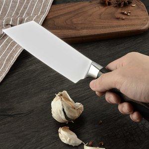 Kiritsuke سكين اليابانية الفولاذ المقاوم للصدأ سكين مطبخ صلابة عالية شارب بليد الشيف السكاكين لحم بقر القطاعة اللون الخشب مقبض