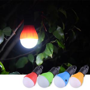 Açık Çadır Işık Kanca Up Aydınlatma Kamp Işık Taşınabilir Mini Su Geçirmez Toz Geçirmez Acil Kamp Sinyal Işık Pil BH1779 ZX
