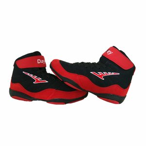 New Arrival Breathable Wrestling Boxing Shoes Fighting Martial Arts Comprehensive Training Sports Fitness Sneakers