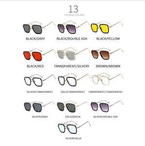 UV400 Big Frame Sonnenbrille Männer Square Fashion Brille Retro Sonnenbrille Vintage Gafas Oculos Geschenk Großhandel