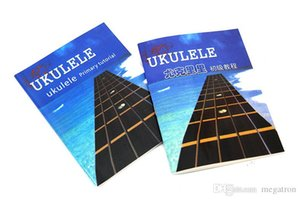 Ukulele pequeña guitarra libro de texto introductorio libro de bolsillo