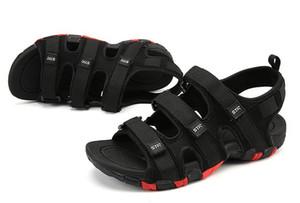 حار بيع الصيف الرجال الصنادل هوك 2019 أزياء للماء عارضة شاطئ أحذية الحجم: 39-44 الأسود