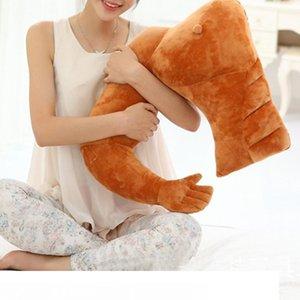 Oreillers doux musculaire Petit ami Bras Forme Coussin Grand Confort Lit Oreiller Réchauffez oreiller cadeau d'anniversaire pour Girlfriend