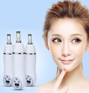 Dispositivos 17Diamomd Peeuing nuevo diamante personal microdermoabrasión Belleza Herramientas del sistema Máquina facial cuidado de la piel mudanza o Uso de la espinilla del acné