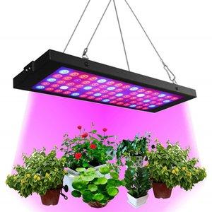 الطيف الكامل أدى النمو مصباح النمو ضوء AC85-265V 40W LED النباتية للمصنع الاحتباس الحراري المزهرة تنمو مصباح خيمة