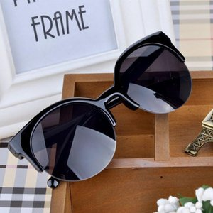2020 Fashion Brand Design Vintage Sunglasses Women Semi-Endless Retro Men Sunglasses Round Sun Glasses Oculos De Sol Feminino MIxRH