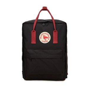 2019 Swedish Arctic Fox Fjallraven Kanken Classic mini Backpack Kids Women bags Fashion Style Design Canvas Waterproof large Capacity #QA695
