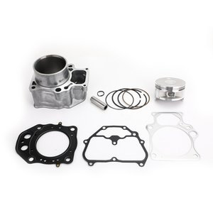 Areyourshop Motorcycle Cylinder Piston Gasket Top End Kit For Honda Rancher TRX420 FPM FPE FPA 07-18BS1 USA Motorbike accessories Parts