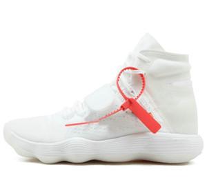 Off-White x Nike I dieci all'ingrosso designer scarpe da corsa OFF HYPERDUNK FOAM bianco HYPER DUNK scarpe da basket Sneakers per uomo donna 2017 di alta qualità 10X