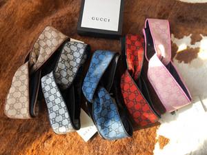 Nuevos colores punto elástico turbante diadema Italia marcas de cintas para la cabeza para cálida carta hombres y mujeres de invierno Bandas de pelo de la cabeza bufanda regalos de Navidad