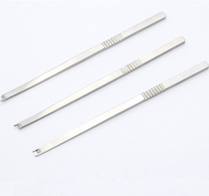 19.5cm Stainless Steel protected type head Nasal bone chisel, nose plastic instrument, Beauty equipment,Rhinoplasty Instruments