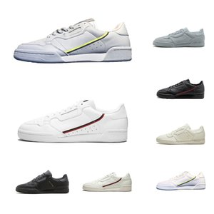 2019 Calabasas Powerphase Grey Continental 80 Scarpe casual Kanye West Aero blu Core nero OG bianco Uomo donna Allenatore Sneakers sportive