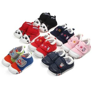 Baby boys and girls toddler shoes infant sneakers newborn soft bottom first walk non-slip fashion shoes 0 to 18 months