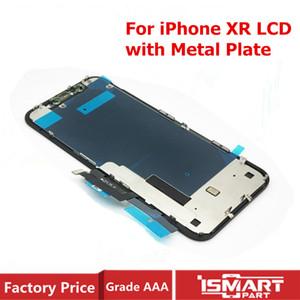 Dokunmatik Ekran Sayısallaştırıcı Meclisi Mükemmel Renk Değiştirme iPhone XR LCD OLED ekran için OEM Ekran