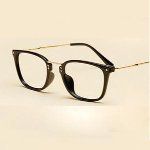 LIYUE fashion-Мода Прозрачный Оптические прозрачные очки Каркасные мужчины очки женские близорукости зрелищ кадр квадратный рецепт очки