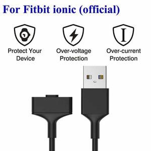 Для Fitbit ионный официальный USB зарядное устройство кабель замена зарядный шнур 1 м длина провода шнур зарядное устройство DHL Бесплатная доставка