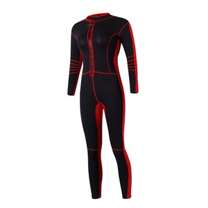 Full Body Diving Suit Long Sleeve 3mm Warm Wetsuit for Snorkeling, Swimming, Spearfishing,Surfing ,Kayaking, Water Sports