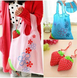 Large Size Nylon Reusable Foldable Handy Shopping Bag Tote Pouch Recycle Storage Handbags New Eco Shopping Bag Shopping Tote Bag dc162
