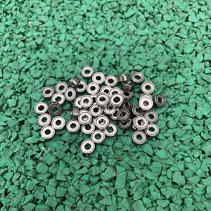 Il trasporto libero 100 pz / lotto MR52ZZ MR52 MR52Z 2 * 5 * 2.5 cuscinetti radiali a sfere in miniatura MR52-2Z 2x5x2,5 mm cuscinetto modello