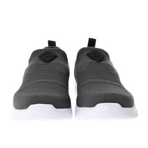 John May Smoked Women's Sneaker MK-Jg9065Tfu Knitwear Fume