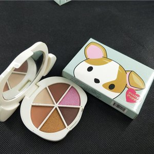 maquillage High quality brand makeup eye shadow palette pretty puppy 6 color eye shadow palette