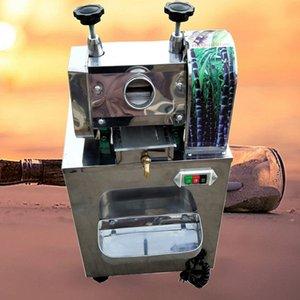 750W Elektrikli endüstriyel şeker kamışı sıkacağı makinası fiyatı dört silindirler büyük kapasiteli şeker kamışı sıkacağı 220v