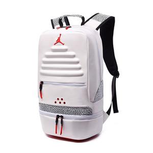 Lüks Sıcak Satış Marka Erkek Spor Sırt Çantası Omuz Çantası Çapraz Vücut Yüksek Kalite Sıcak Satış Günlük Çanta Polyester Siyah Ücretsiz Kargo B104613Y