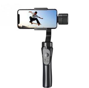 H4 S5 liscia Smart Phone Holder stabilizzazione H4 di presa del giunto cardanico Stabilizzatore per Iphone Samsung Action Camera stabilizzatori