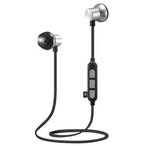 Nouveau casque multimédia Bluetooth sport sans fil exclusif M12 Running Metal carte magnétique MP3 avec casque