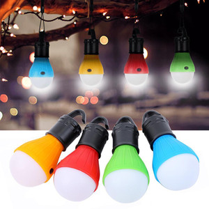 소형 휴대용 손전등 천막 빛 3LED 전구 긴급 램프 방수 거는 걸이 야영 자유로운 선박을 위한 플래쉬 등 XD23400