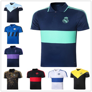 Real Madrid polo 20 20 Pólo de futebol Romano camisa 20 21 treino de Jersey de futebol de alta qualidade jogging