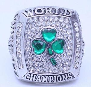 muy bien al por mayor 2008 Kevin Garnett Anillos de campeonato Anillos de hombre