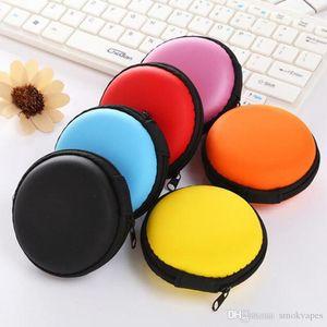 Colorful imballaggio portatile Box Store di immagazzinaggio Bag Zipper contenitore per più Vape vaporizzatore serbatoio RDA atomizzatore batteria usa torta calda
